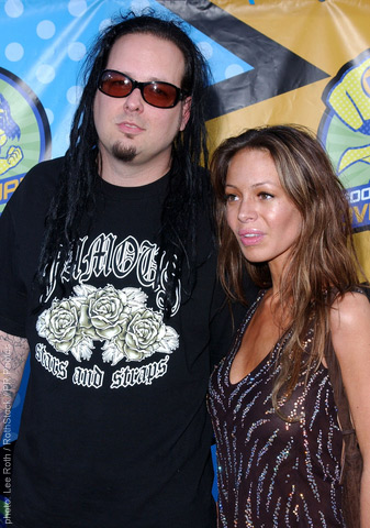Jonathan Davis Wife And Kids