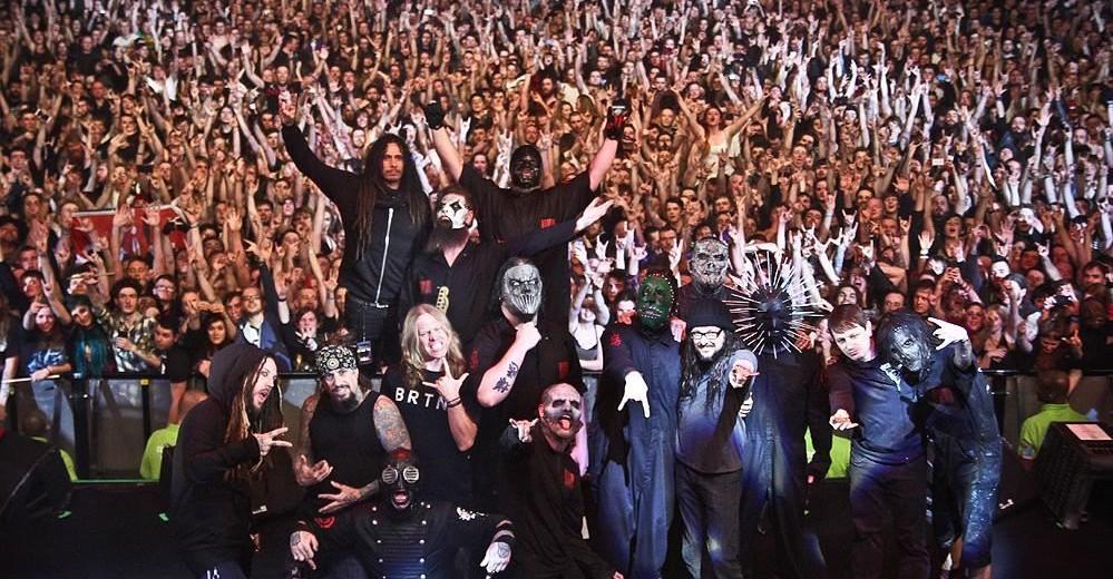 Korn Concert Tour