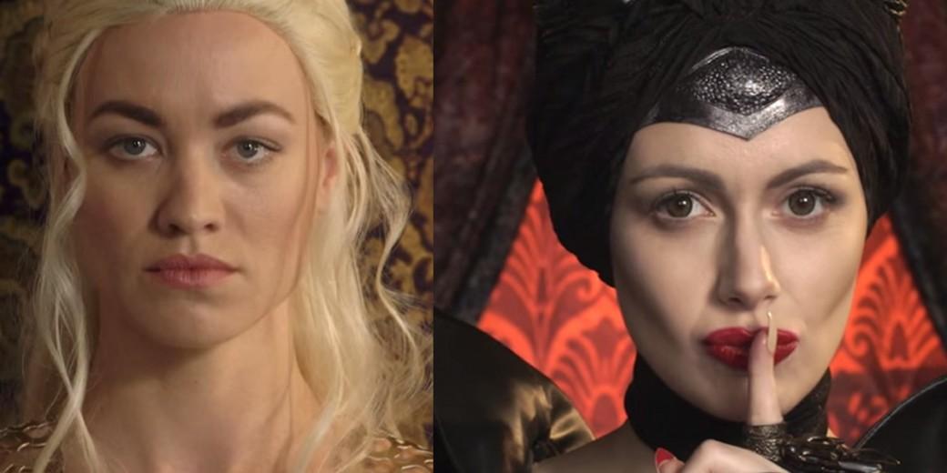 Maleficent-vs.-Daenerys