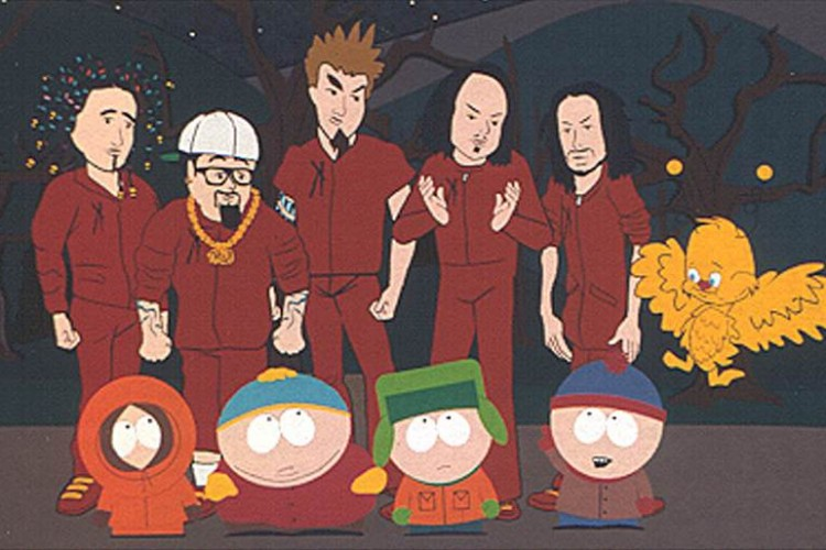 "Korn in ""Korn's Groovy Pirate Ghost Mystery"""