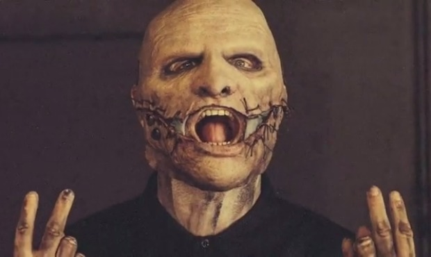 Corey Taylor Makeup Corey Taylor is Actually