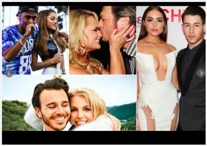 Celebrity Splits of 2015- Musician Edition