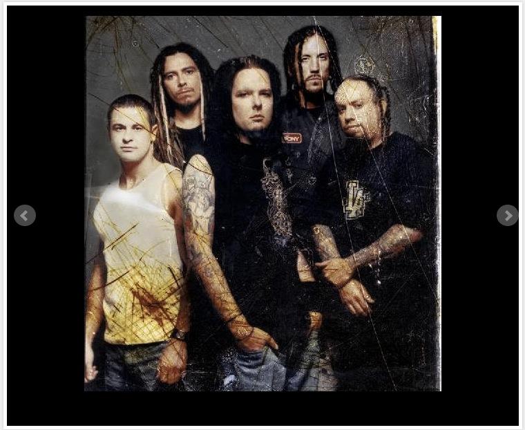 Korn Transformation Through Time