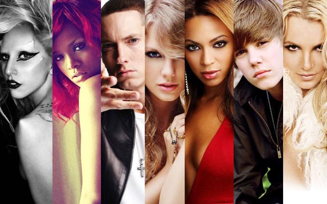 Pop artists