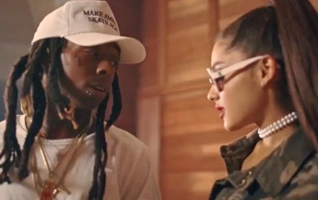 Ariana-Grande-and-Lil-Wayne-640x404