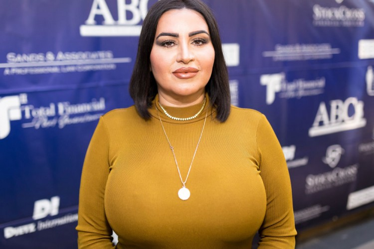 Mercedes Javid Gave Birth At The Age Of 46