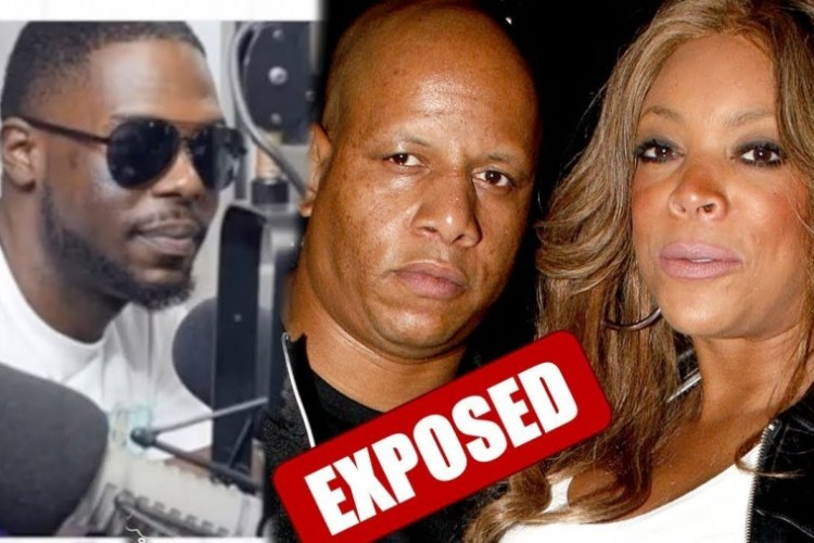 Wendy Williams' Husband Allegedly Has A 'Boy Toy'